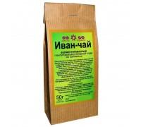 Иван-чай гранулированный ДИКИЕ ТРАВЫ 50 г (РП Большая Медведица)