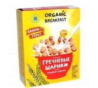 Готовый завтрак ГРЕЧНЕВЫЕ ШАРИКИ 100 г (Компас здоровья)