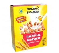 Готовый завтрак РЖАНЫЕ ШАРИКИ 100 г (Компас здоровья)