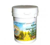 Крем ПИХТОВЫЙ с мёдом и муравьиной кислотой 60 г (Кедровикъ)