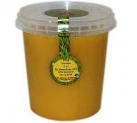 Мёд с пыльцой ПОЛЯНКА 1000 г (Денега)