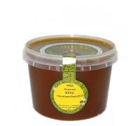 Мёд с пыльцой ПОЛЯНКА 400 г (Денега)