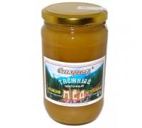 Мёд ТАЁЖНЫЙ в стеклянной банке 500 г (Старовер)