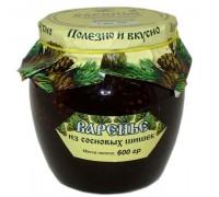 Варенье из сосновых шишек 600 г (ИП Соловьева Н.Ю)