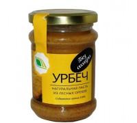Натуральная паста УРБЕЧ из лесных орехов 280 г (Биопродукты)