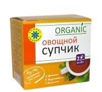 Суп-пюре ОВОЩНОЙ 7 пакетов по 30 г (Компас здоровья)