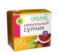 Суп-пюре СВЕКОЛЬНЫЙ 7 пакетов по 30 г (Компас здоровья)