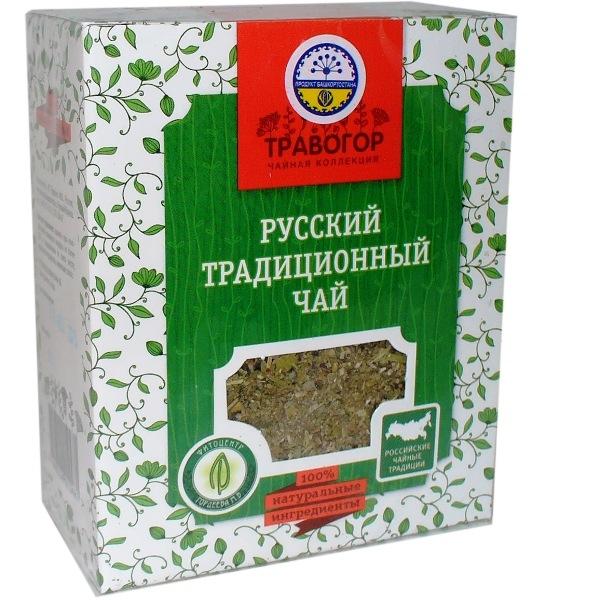 Травы для русского чая
