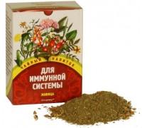 Сбор травяной ЖИВИЦА (для иммунной системы) 40 г (Старовер)